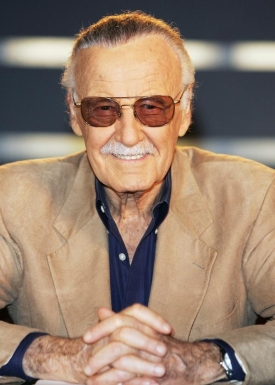 Stan Lee Headshot