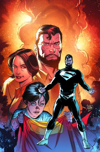 SUPERMAN LOIS & CLARK #1