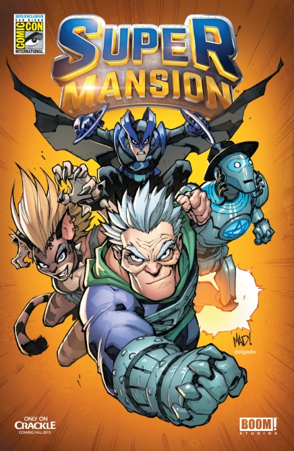 SuperMansion_SDCC
