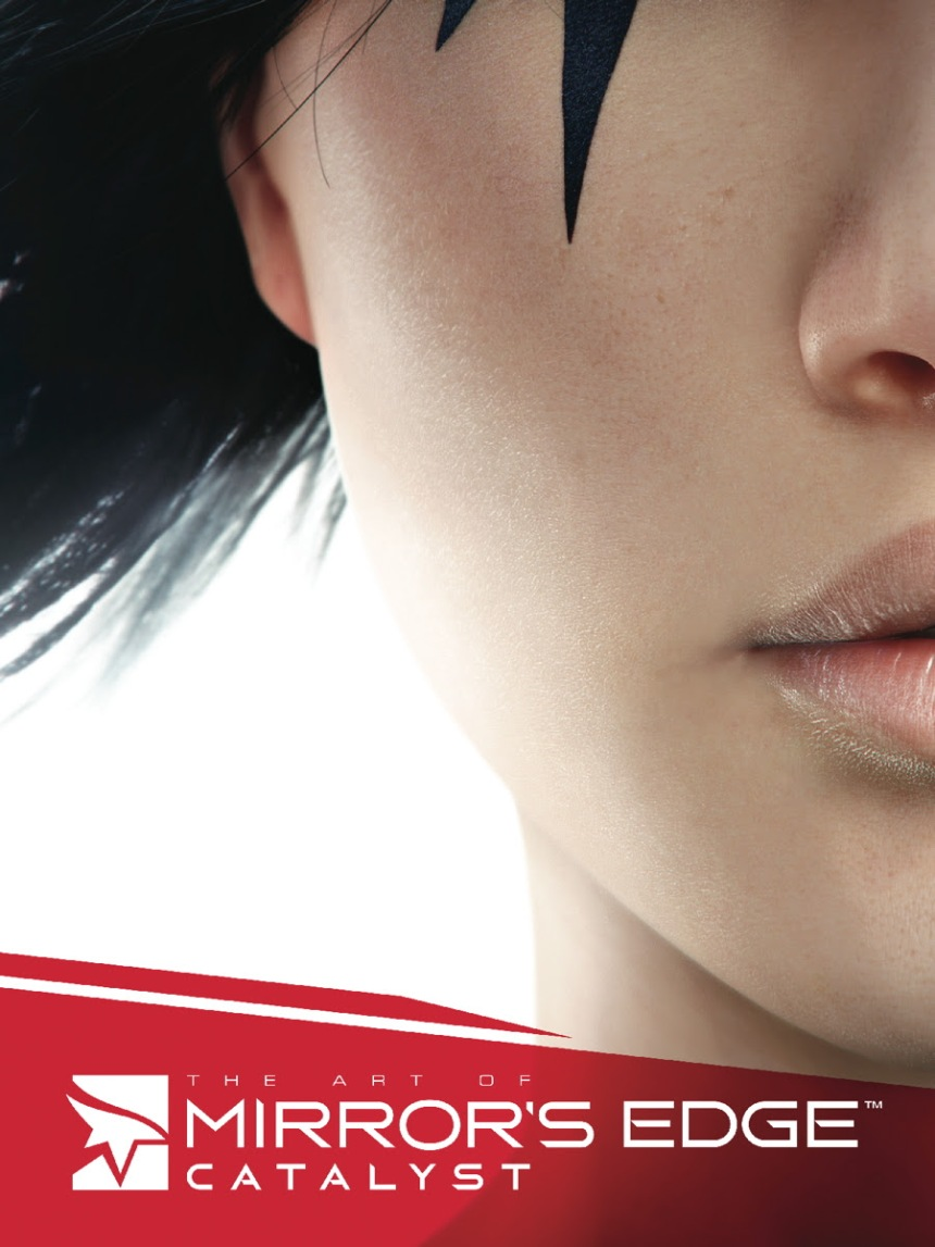 The Art of Mirror's Edge 2