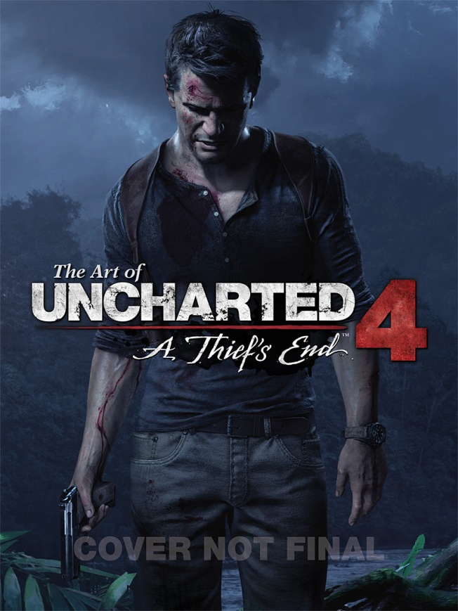 THE ART OF UNCHARTED 4 A THIEF'S END 2