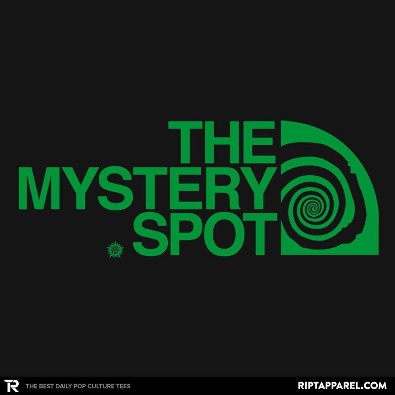 The Mystery Spot Shirt