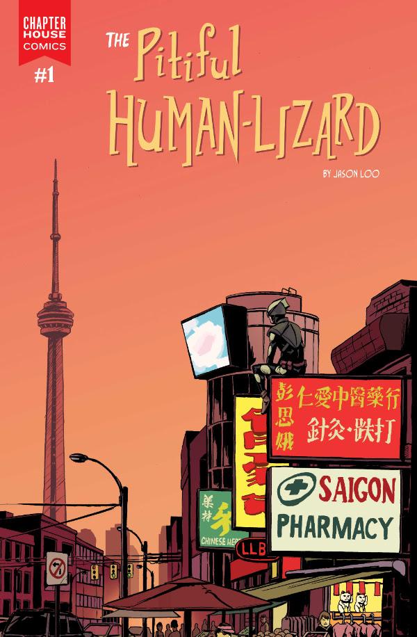 THE PITIFUL HUMAN LIZARD #1 3