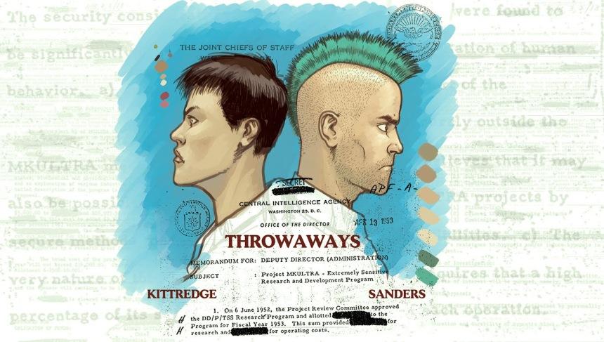 Throaways