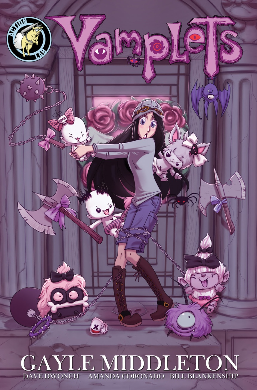 VAMPLETS THE NIGHTMARE NURSERY HC