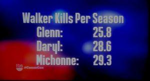 walker kills