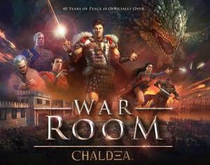 War Room Chaldea