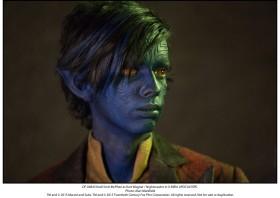 Kodi Smit-McPhee as Kurt Wagner / Nightcrawler in X-MEN: APOCALYSPE.