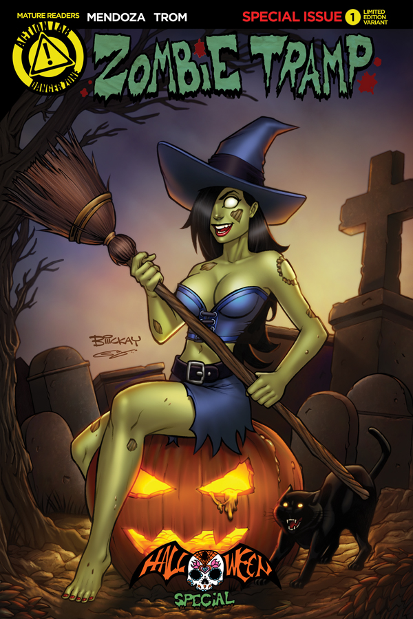 ZombieTramp_HalloweenSpecial_cover_variant_artist_solicit