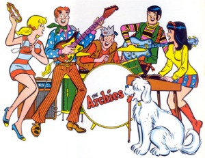 Archie's band