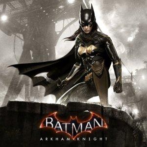 Batgirl DLC Cover photo