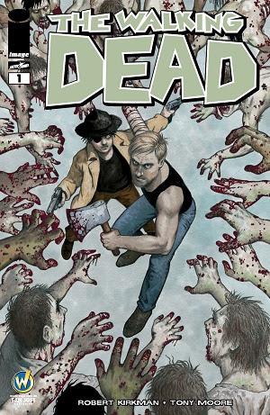 Colleen Doran The Walking Dead 1
