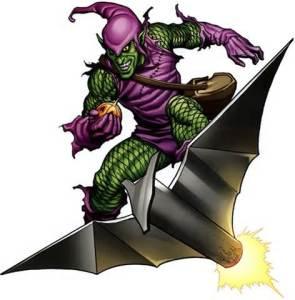 comic-green-goblin