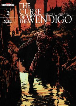 curse of the wendigo 2 cover