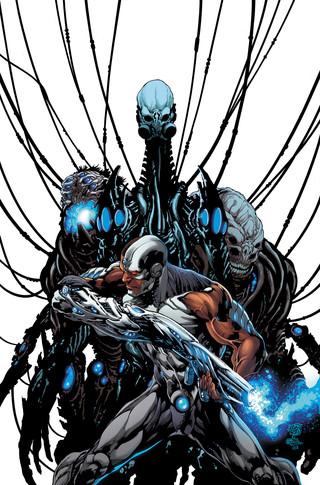 Cyborg #2 Cover