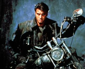 THE PUNISHER, Dolph Lundgren, 1989.