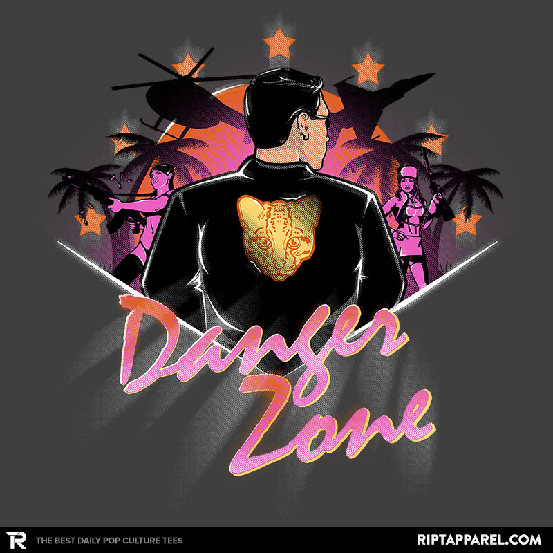 Drive to the Danger Zone