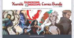 DUNGEONS & DRAGONS HUMBLE BUNDLE