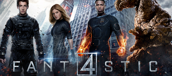 fantastic four featured