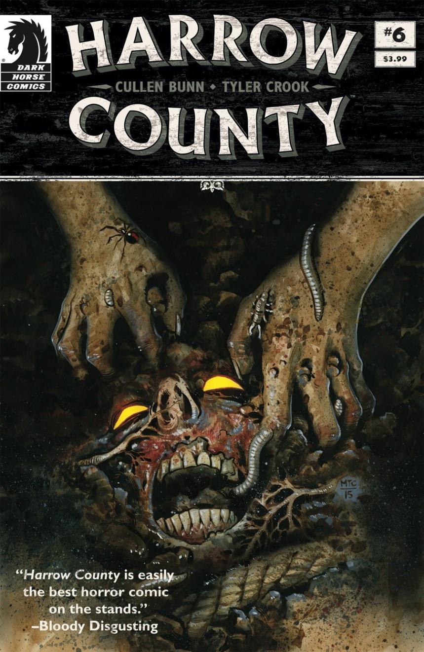 Harrow County #6 Cover