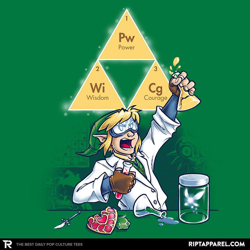 Hyrulean Science!