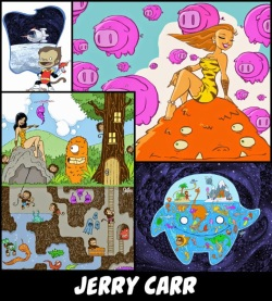 Jerry Carr