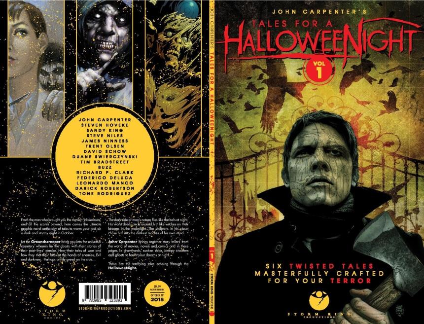 John Carpenter's Tales for a HalloweeNight
