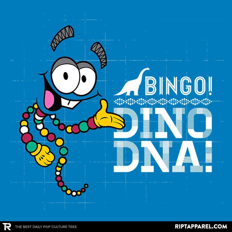 Jurassic Bingo
