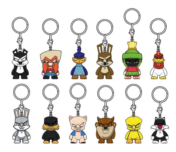 Kidrobot x Looney Tunes 2