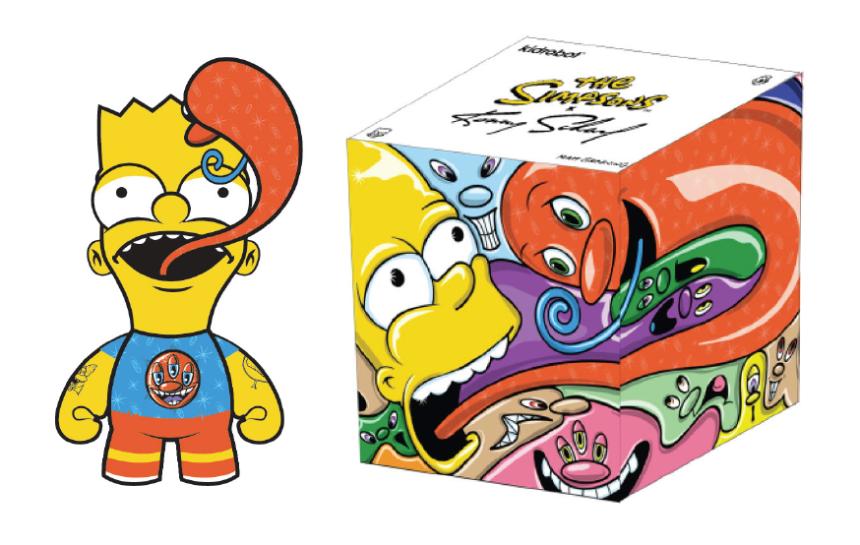 Kidrobot x The Simpsons 2