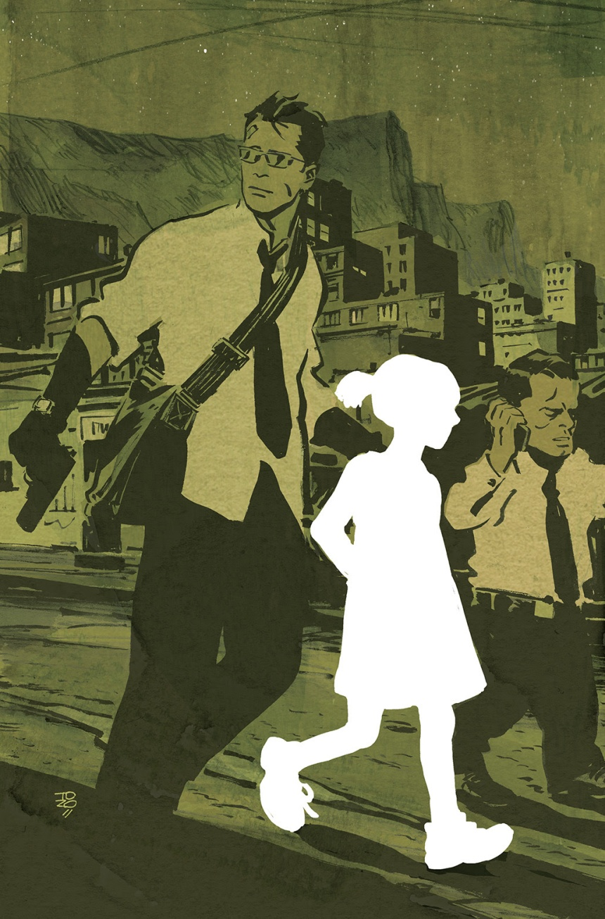 Last Sons of America #1 Main Cover by Tonci Zonjic