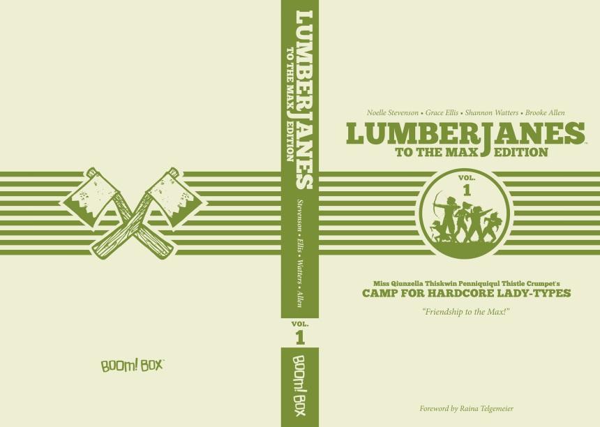 LUMBERJANES Hardcover
