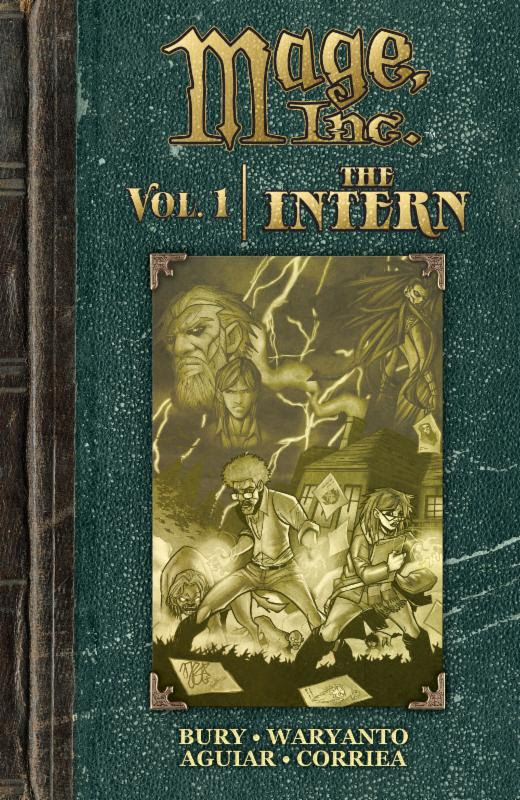 MAGE, INC. THE INTERN BOOK ONE