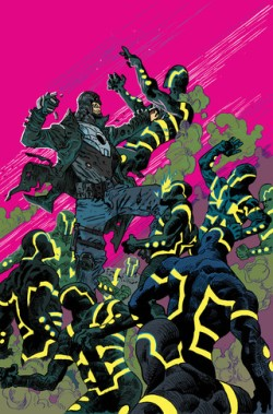 Midnighter #3 Cover