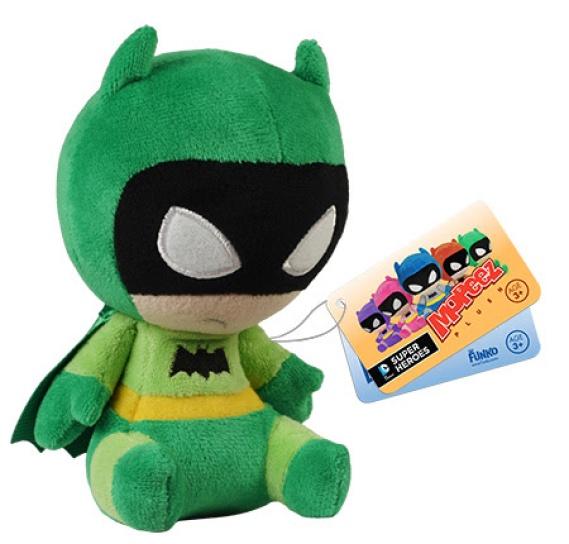 Mopeez Batman 75th Colorways Green