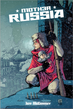 Mother Russia TPB