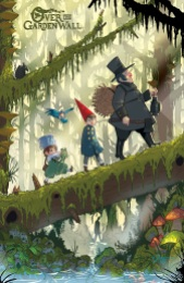 Over the Garden Wall #1 Incentive Cover by Patrick McHale