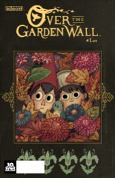 Over the Garden Wall #1 Main Cover by Jim Campbell