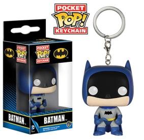Pocket Pop! Keychains Rainbow Batman Blue