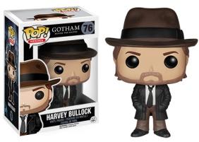 Pop Heroes Gotham Harvey Bullock