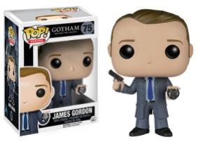 Pop Heroes Gotham James Gordon