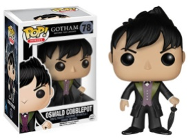 Pop Heroes Gotham Oswald Cobblepot
