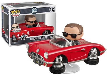 Pop! Rides Agents of S.H.I.E.L.D.
