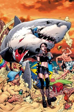 Secret Six #5 Cover