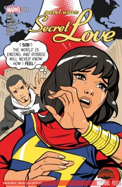 secret wars secret love 1 cover