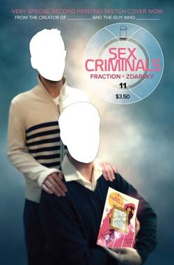 SEX CRIMINALS #11 contest