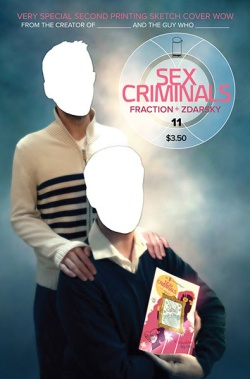 SEX CRIMINALS #11 contest