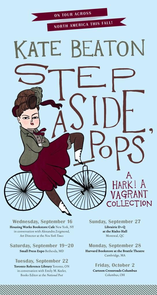 Step Aside Pops