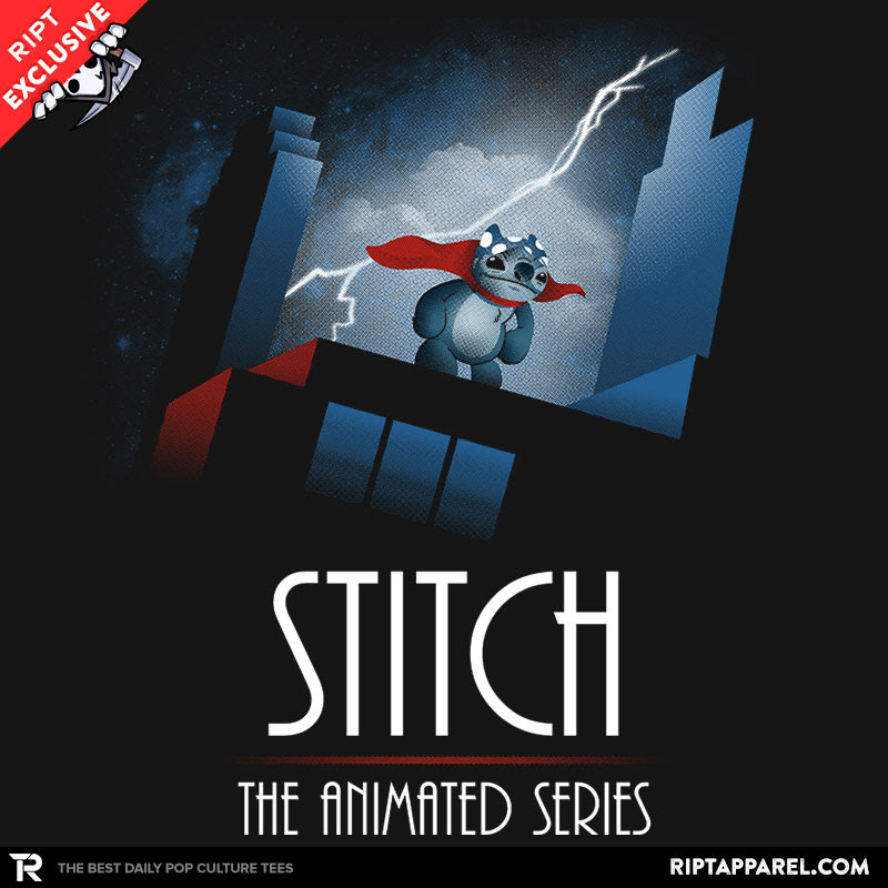 Stitch - The Animated Series
