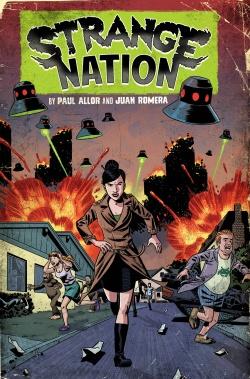 Strange Nation TPB
